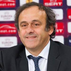 Michel Platini 1 of 3
