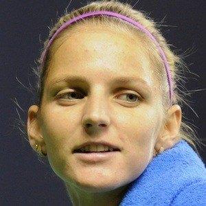 Karolina Pliskova Headshot