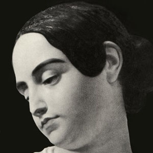 Virginia Eliza Clemm Poe Headshot