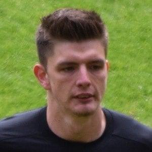 Nick Pope Headshot