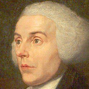 Joseph Priestley Headshot