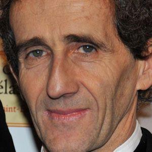Alain Prost 1 of 3
