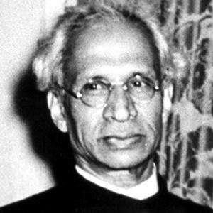 Sarvepalli Radhakrishnan Headshot