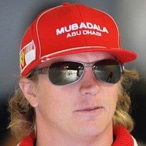 Kimi Raikkonen 1 of 7