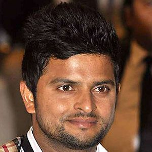 Suresh Raina Headshot