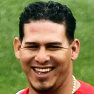 Wilson Ramos Headshot