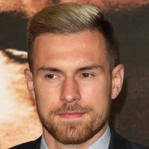 Aaron Ramsey 1 of 4