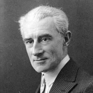 Maurice Ravel Headshot