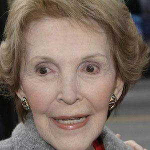 Nancy Reagan 1 of 4