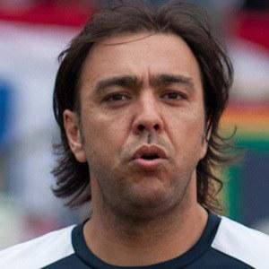 Álvaro Recoba Headshot