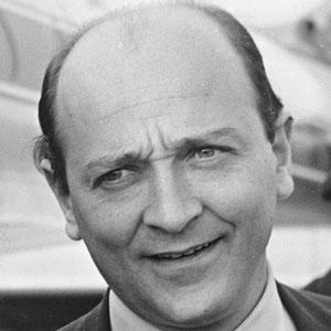 Karel Reisz Headshot