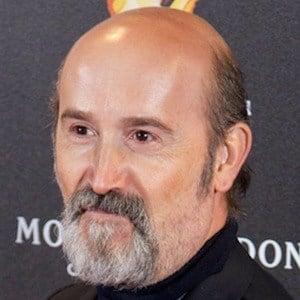 Antonio Resines Headshot