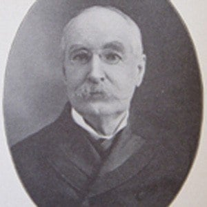 Eben E. Rexford Headshot
