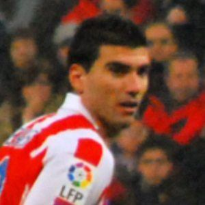 José Antonio Reyes Headshot