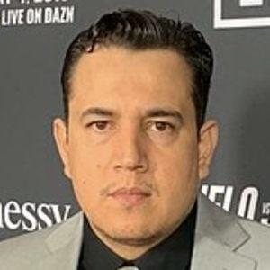 Eddy Reynoso Headshot