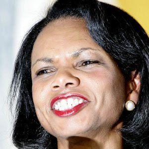 Condoleezza Rice Headshot 1 of 3