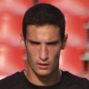 Sergio Rico Headshot