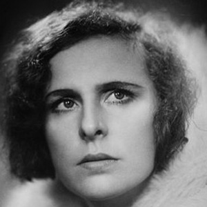 Leni Riefenstahl Headshot