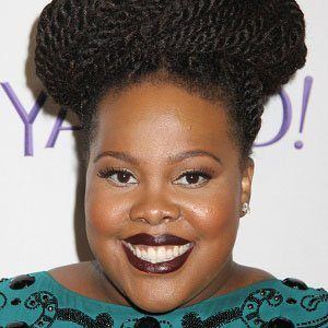 Amber Riley 1 of 9
