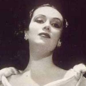 Dolores del Río Headshot