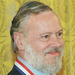 Dennis Ritchie Headshot