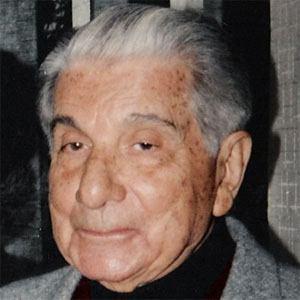 Augusto Roa Bastos Headshot