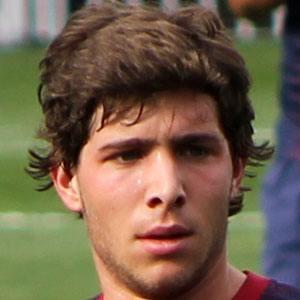 Sergi Roberto Headshot