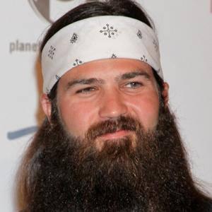 Jep Robertson Before Beard