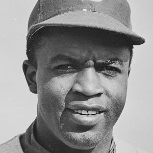 a biography and life work of jackie roosevelt robinson an american professional baseball player Jackie robinson [1] 1919-1972 american baseball player jackie robinson is most remembered as  professional baseball player  robinson, jackie (jack roosevelt).