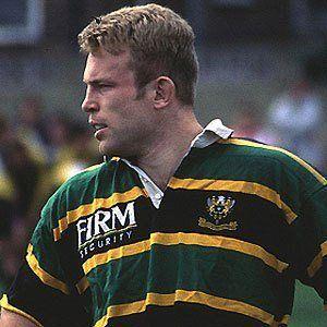 Tim Rodber Headshot