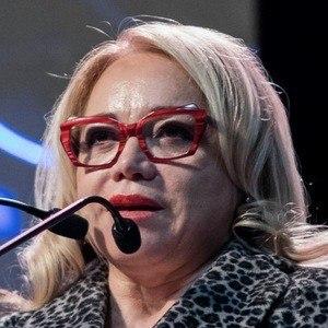 Claudia Rodríguez de Castellanos Headshot