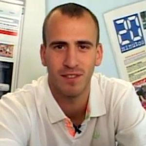 Sergio Rodríguez Headshot