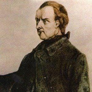 José Gaspar Rodríguez de Francia Headshot