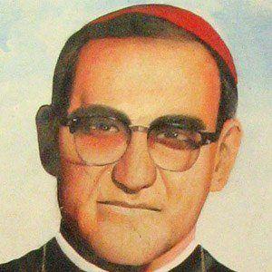 Óscar Romero Headshot