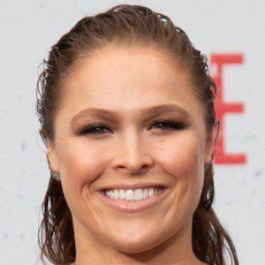 Ronda Rousey 1 of 9