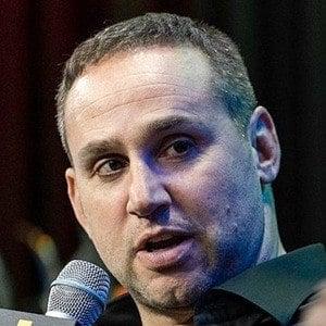 Michael Rubin Headshot