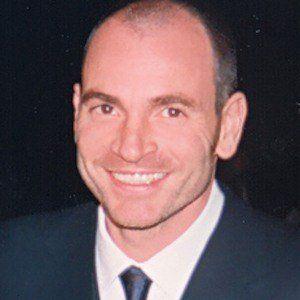 Álvaro Rudolphy Headshot