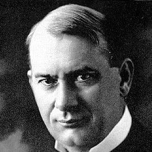 Joseph Franklin Rutherford Headshot