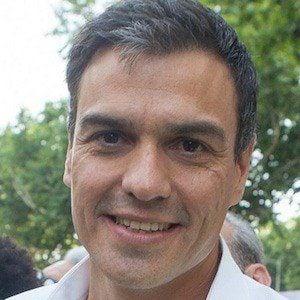 Pedro Sánchez 1 of 2