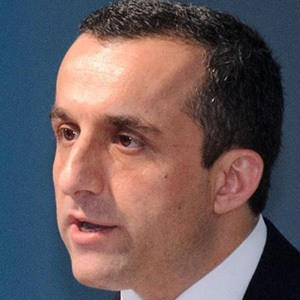 Amrullah Saleh Headshot