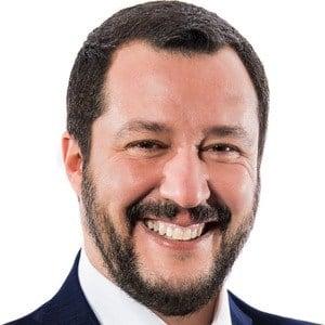 Matteo Salvini 1 of 3
