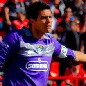 Oswaldo Sánchez Headshot