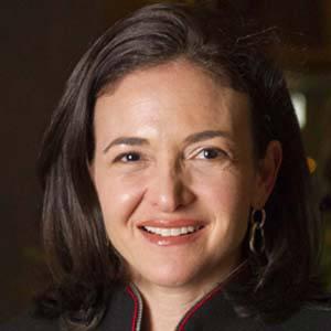 Sheryl Sandberg Headshot