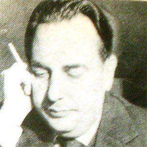 Raúl Sanguineti Headshot