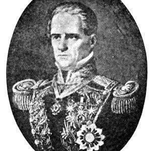 General Santa Ana Headshot