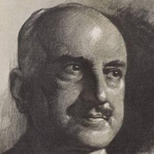 George Santayana Headshot