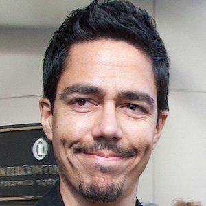 Zak Santiago Headshot