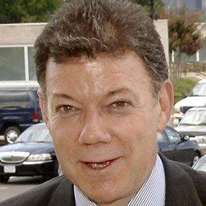 Juan Manuel Santos 1 of 2