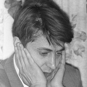 Vladimir Savon Headshot