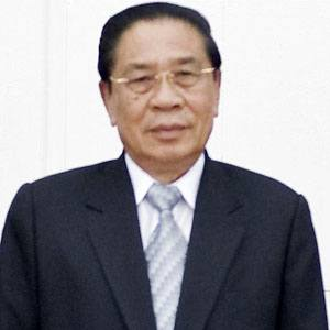 Choummaly Sayasone Headshot